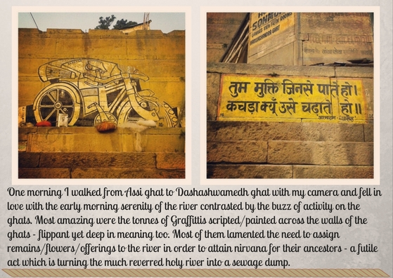 Graffiti-on-the-ghats-of-banaras
