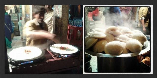 Idli-dosa-vendor-on-dashashwamedh-ghat-in-banaras