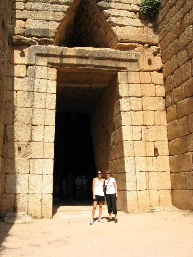 King's Tomb Mycenae