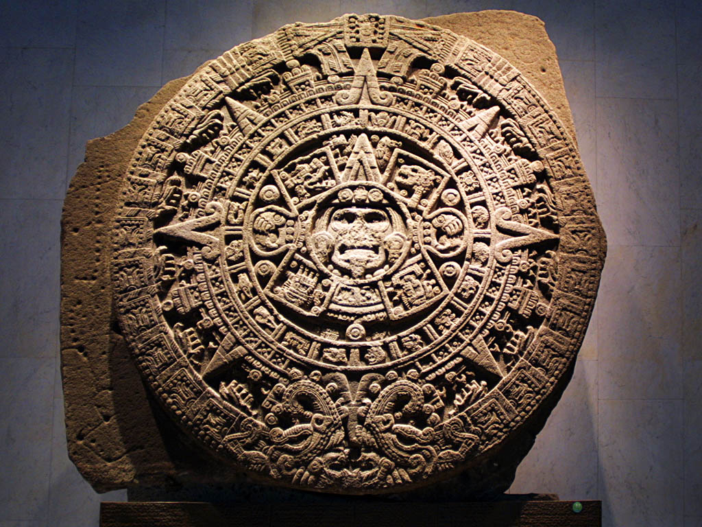 mayan calendar1 End of the World? Hear the 2012 Prophecy ... Direct from the Mouths of the Mayan Priests