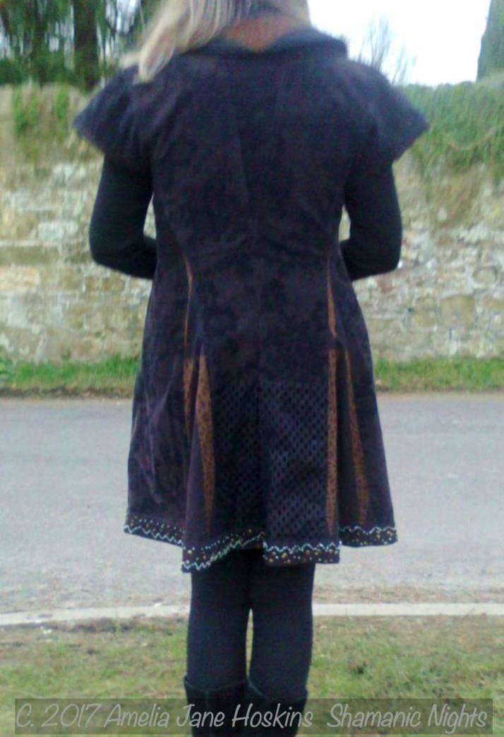 D'Artagnan back panels