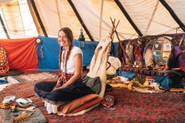 shamanic trance dance self realisation school