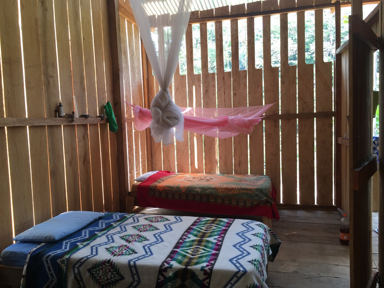 Pasourcu: Napusamai Ayahuasca Lodge
