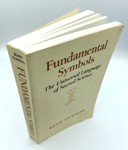 book fundamental symbols the universal language of sacred science by rene guenon