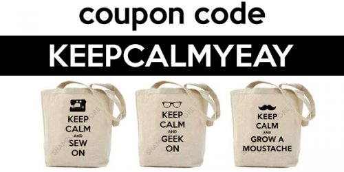 Use coupon code KEEPCALMYEAY for RM3 off on each bag!