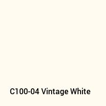 C100-04 Vintage White