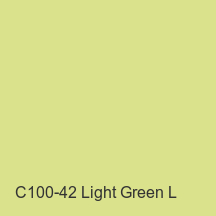 C100-42 Light Green L