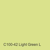 C100-42 Light Green L