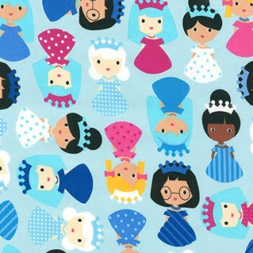 AAK-13990-254 FROST - (Ann Kelle) Girl Friends, Girl Friends Princesses