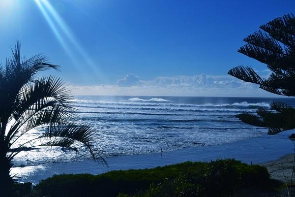 A Beach At Port Macquarie