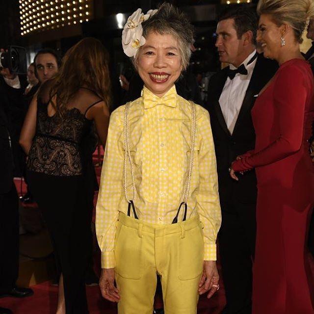 Lee Lin Chin (Age 62)