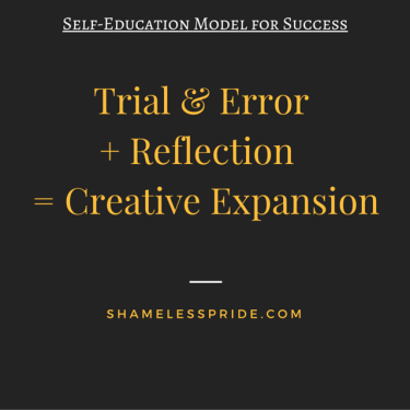 Trial & Error quote