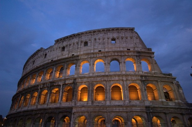 Travel with Purpose - Roman Colosseum