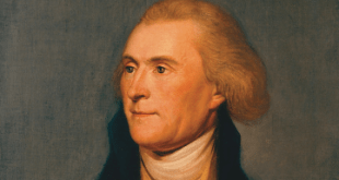 Thomas Jefferson: Icon of Power & Leadership