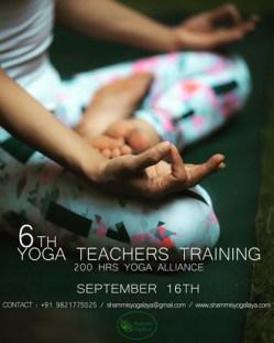 Teacher Training Program 11