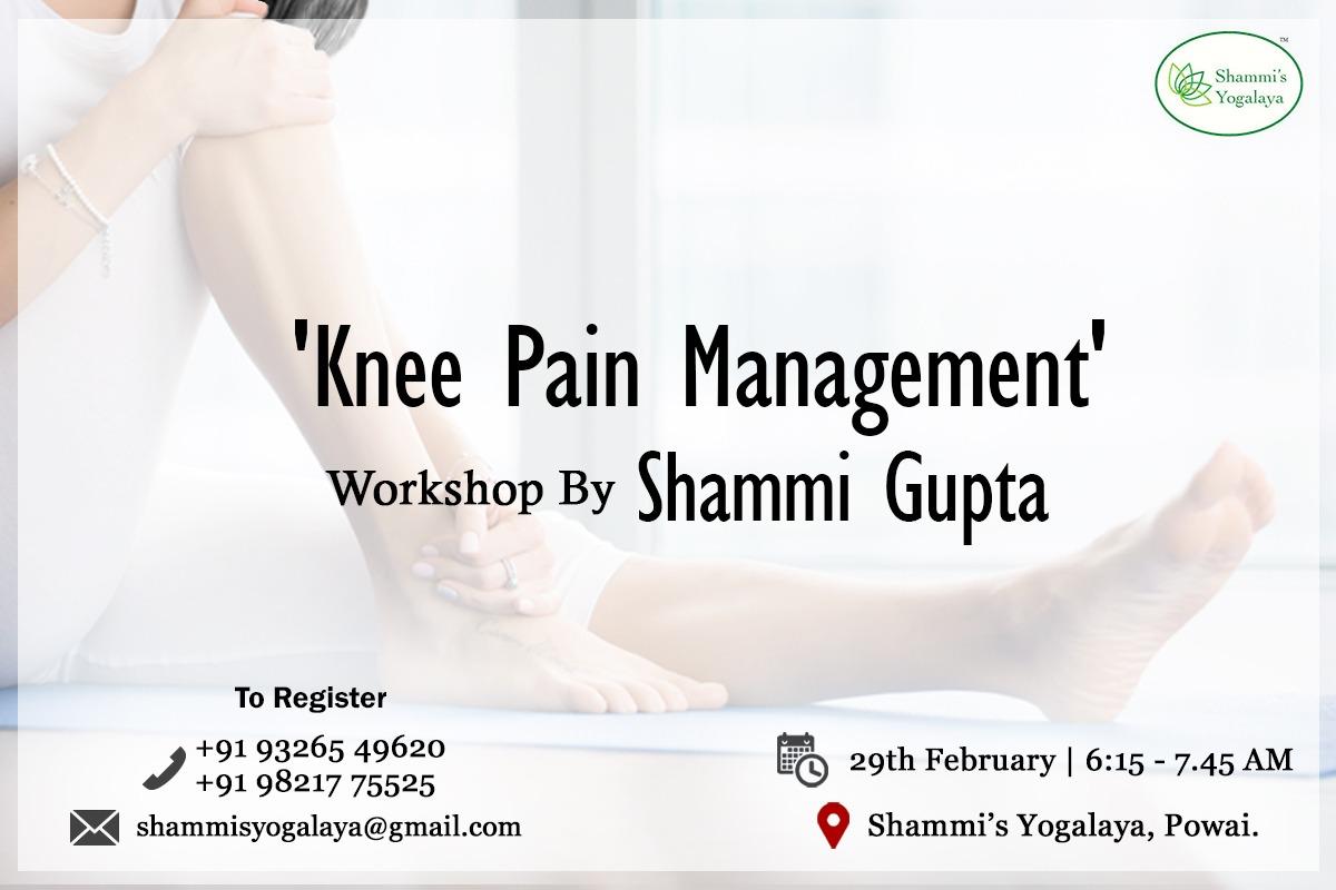 Knee Management