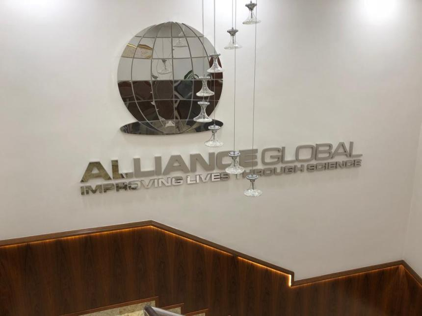 How I got job in Alliance Glogal (AGBL), Dubai?