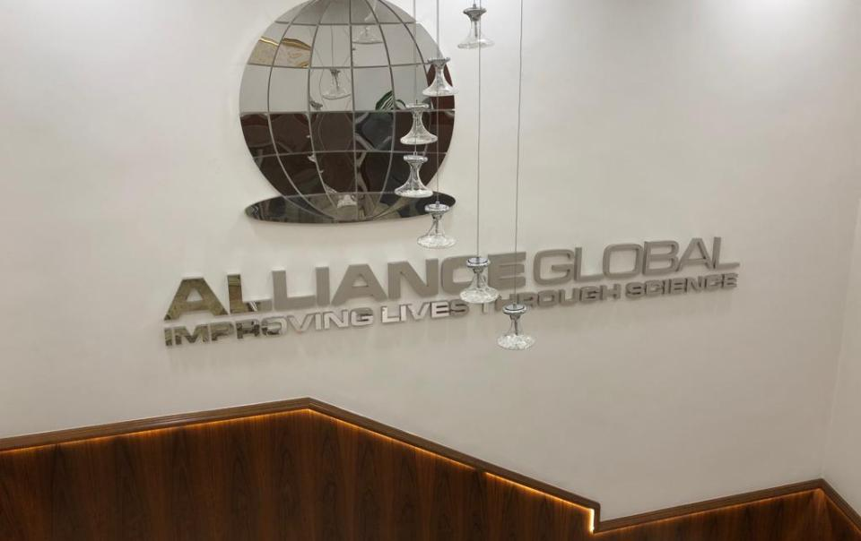 alliance global job