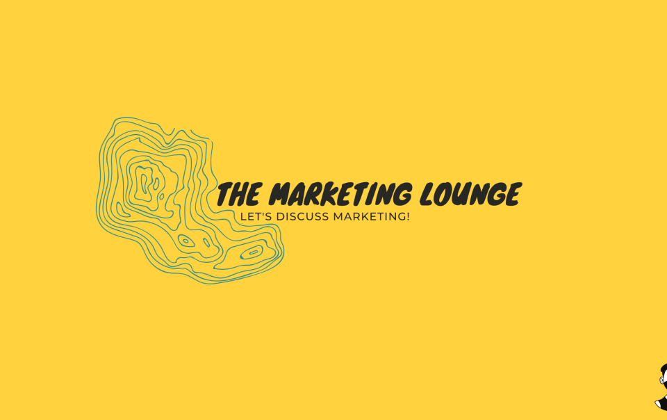 the marketing lounge cover