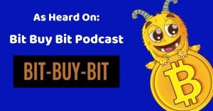 SHAmory on the Bit Buy Bit podcast