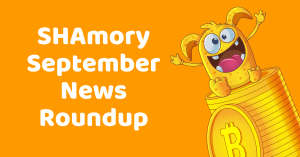 SHAmory September news roundup