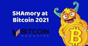 SHAmory Bitcoin 2021
