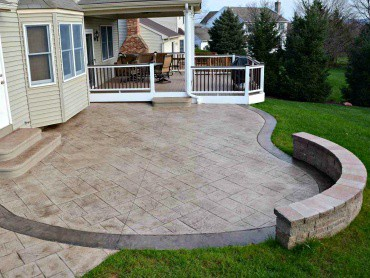 concrete patio contractors in greater