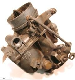 solex 28 pci carburetor 1959 vw beetle [ 1200 x 1200 Pixel ]