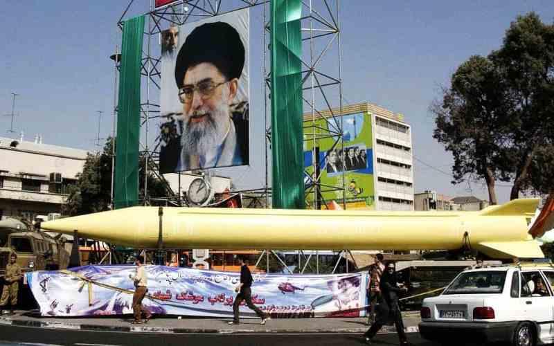Iran Nuclear Warheads