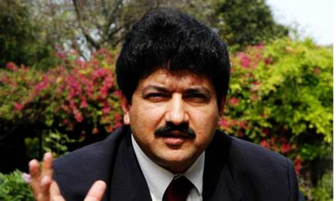 hamid mir journalist