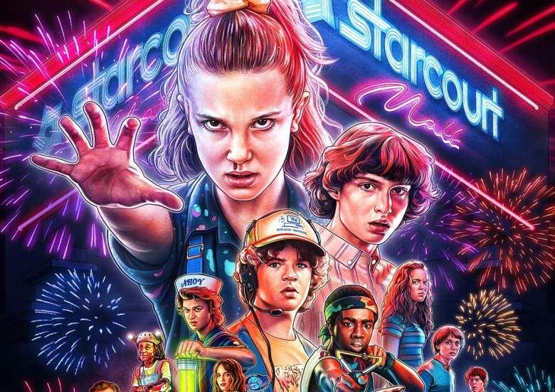 StrangerThings (Netflix)