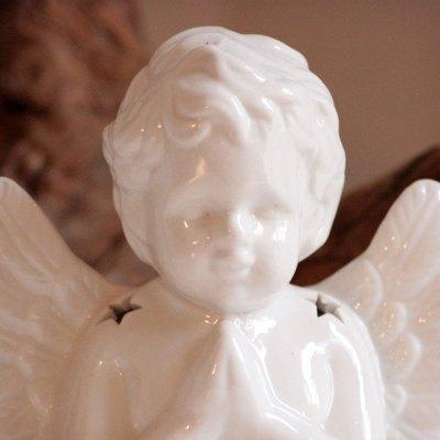 Aromalampe engel