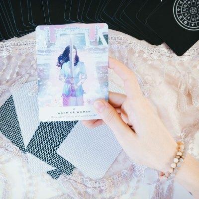 Englekort // Tarotkort