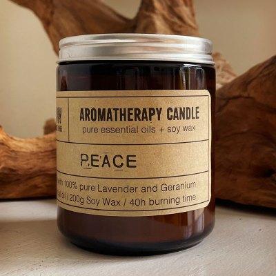 aromaterapi sojalys