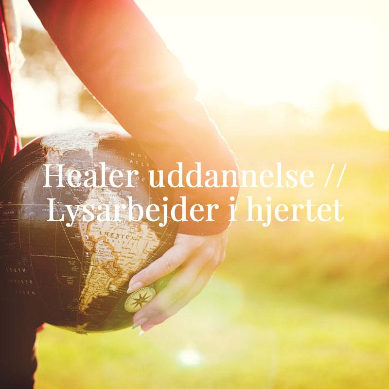 Healer uddannelse // Lysarbejderr i hjertet