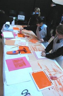 Mackintosh printing workshop