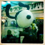 Snoopy in Minneapolis, 2010