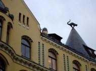 The Cat House (Latvian: Kaķu nams)