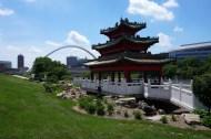 Asian Garden View