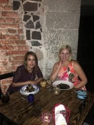 My Colleague and Me at Azul Histórico