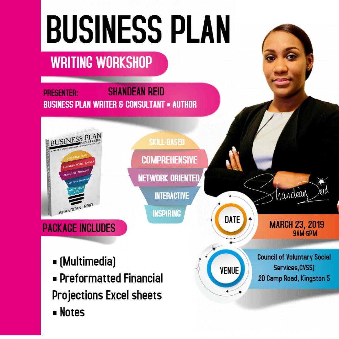 business plan workshop