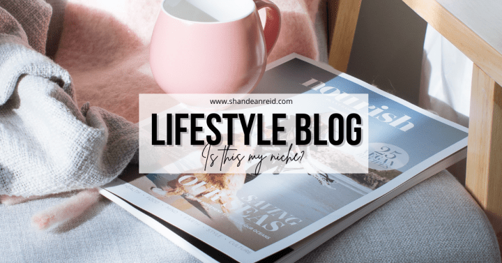 Lifestyle Blog: Is that my niche?