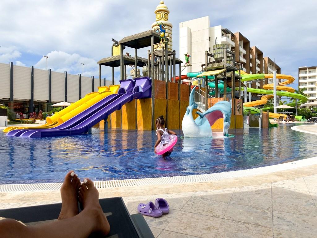 Royalton White Sands Kids Water Park