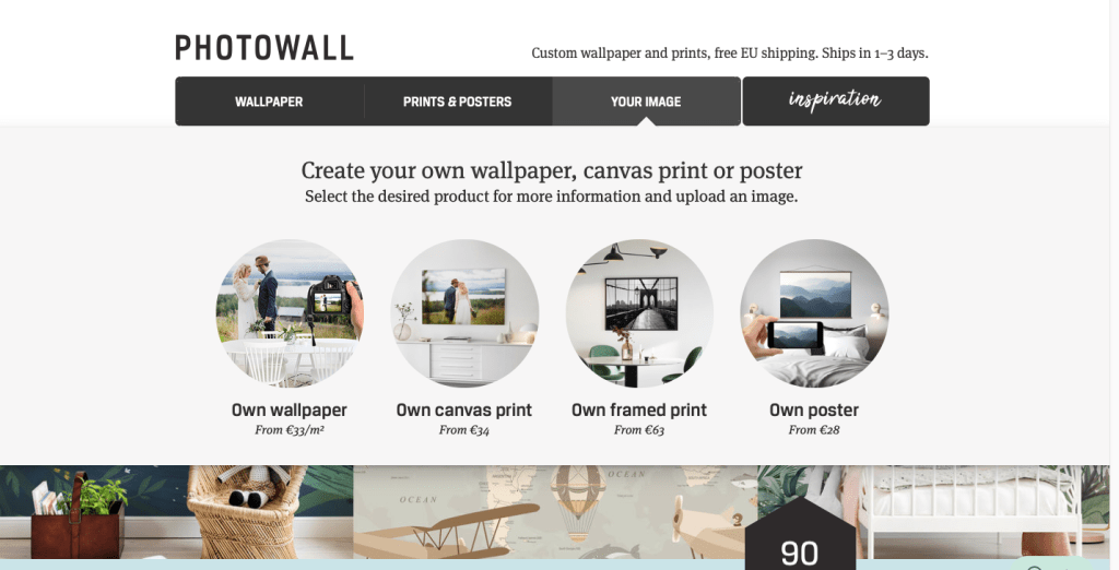 photowall canvas review