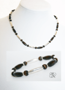 Wood & Silver Collection: River Branch