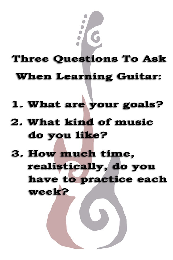 3 questions for finding a guitar instructor