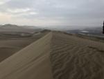 Having a sandy time in Peru
