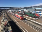 Taking the Trans-Siberian railway to the end of the world