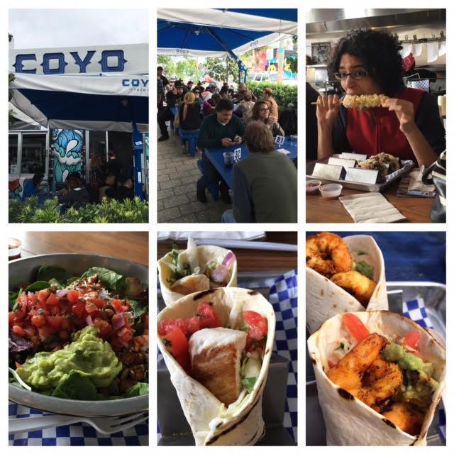 Seven Lives Tacos Y Mariscos Toronto Shanea Savours Tor Mia Nyc