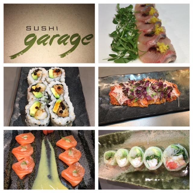 Sushi Garage  Miami SHANEA SAVOURS  TORMIANYC